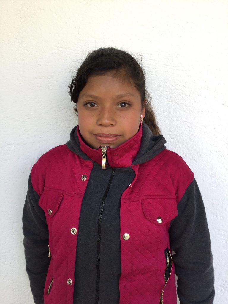 Arely Estefany, Orozco Cabrera