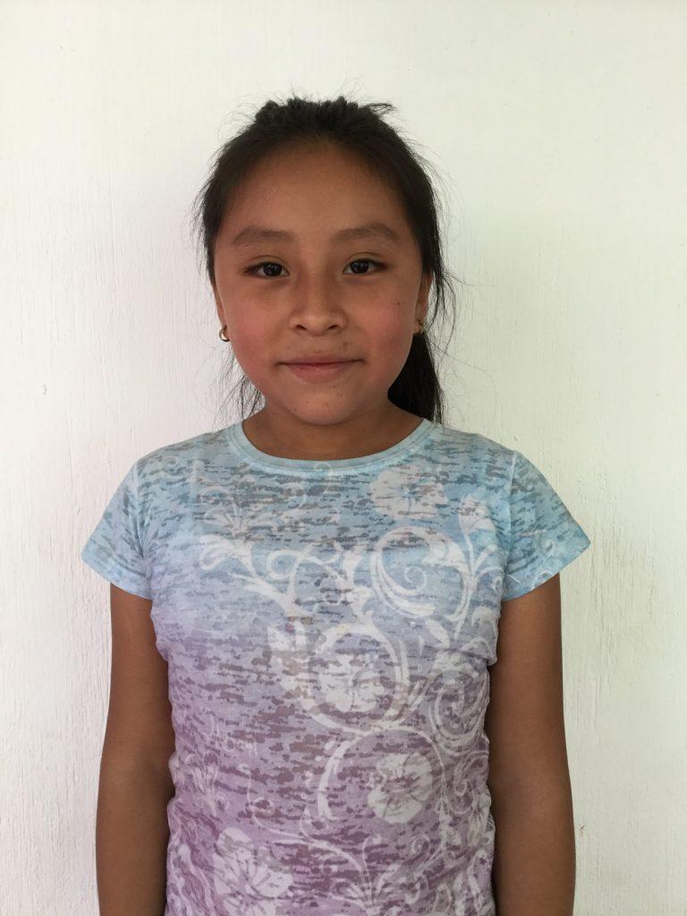 Evelyn Alejandra Gonzales Santos