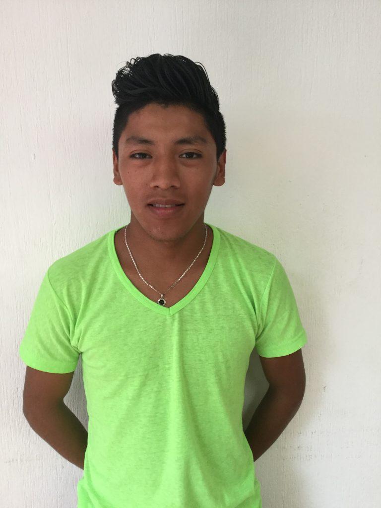 Kevin Armando Montezuma de Paz