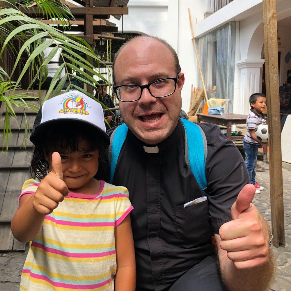 Father Joshua Mayer