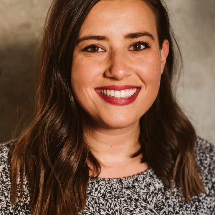Hannah Nadeau Girón, Executive Director